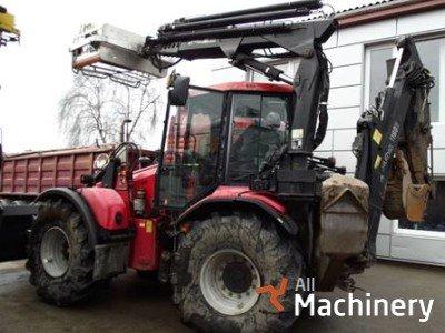 OTHER HUDDIG 1260 traktoriai krautuvai