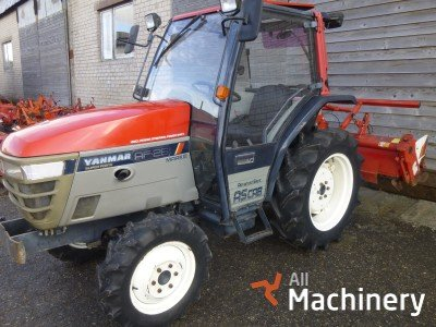 YANMAR AF26 mini traktoriai
