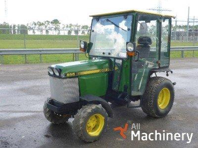 JOHN DEERE 855 mini traktoriai