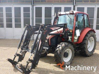 LINDNER Geotrac 73 traktoriai krautuvai