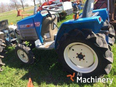 ISEKI TM15F mini traktoriai