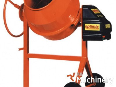 OPTIMIX M 130 E, ATIKA betono gamybos įrenginiai