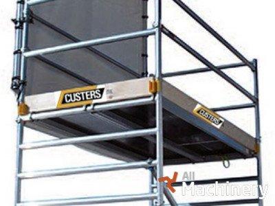 CUSTERS Tarpaulins for Custers® scaffolding  mobilūs bokštiniai pastoliai