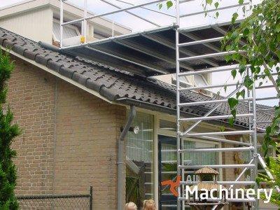 CUSTERS  Aluminium dormer scaffold mūrininko pastoliai