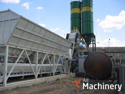OTHER SUMAB- Stationary concrete readymix plant T-15 betono mikseriai