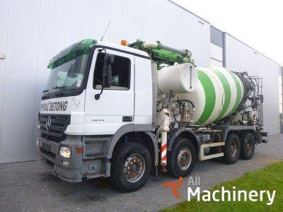 MERCEDES-BENZ ACTROS 3244 8X4 betono gamybos įrenginiai