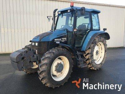 NEW HOLLAND TS110 4WD  ratiniai traktoriai