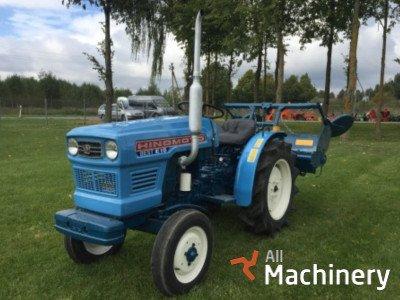 HINOMOTO E-15 mini traktoriai