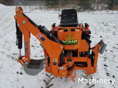 AGMA BHM-195 mikro ekskavatoriai <1 t.