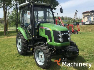CHERY ZOOMLION RK-504 ratiniai traktoriai