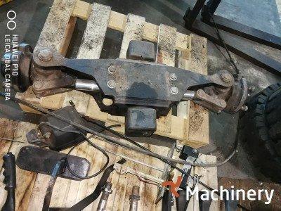 JUNGHEINRICH DFG 20 AK varikliai ir jų dalys