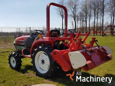 YANMAR AF-118 ratiniai traktoriai