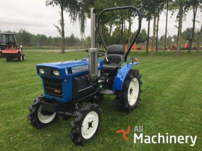 ISEKI TX-1510 mini traktoriai