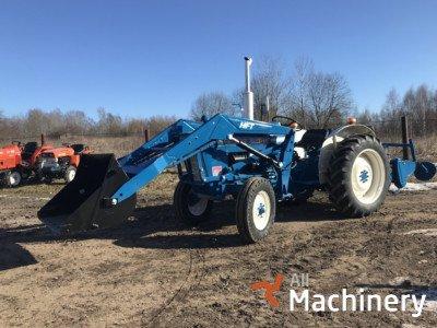 FORD 2000 traktoriai krautuvai