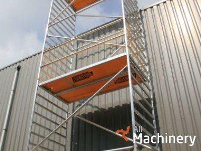 Custers mobile scaffolds mobilūs bokštiniai pastoliai