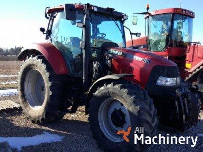 CASE IH Maxxum 125 ratiniai traktoriai