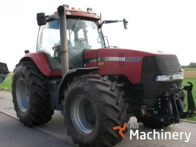 CASE IH MX285 ratiniai traktoriai
