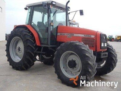 MASSEY FERGUSON 4260  ratiniai traktoriai