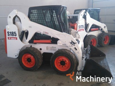 BOBCAT S185 High Flow mini krautuvai