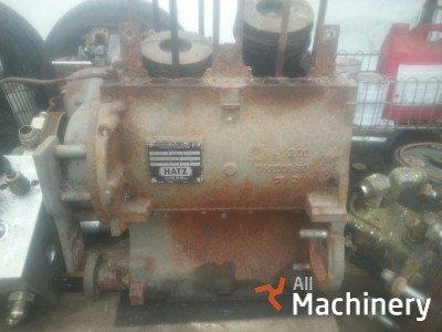 HATZ 2L41C naudoti dyzeliai varikliai