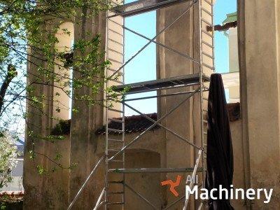 CUSTERS Pastoliai mobilūs bokštiniai pastoliai