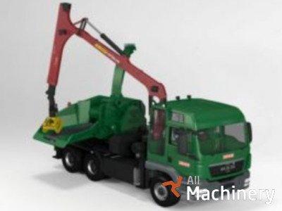 OTHER JENZ HEM 540 R-Truck smulkintuvai
