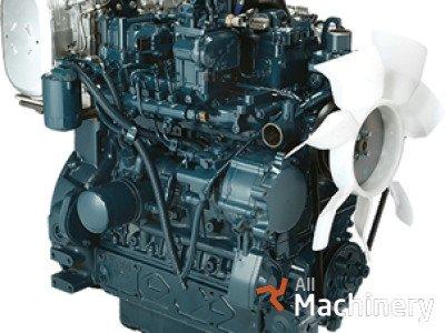 KUBOTA V3 Series nauji benzininiai varikliai