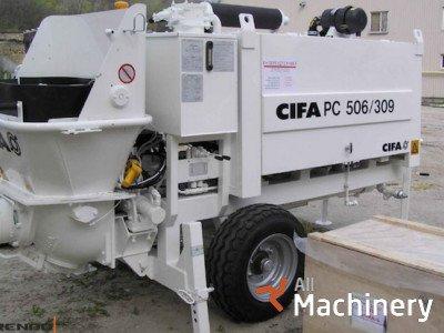 CIFA PC 506 betono siurbliai