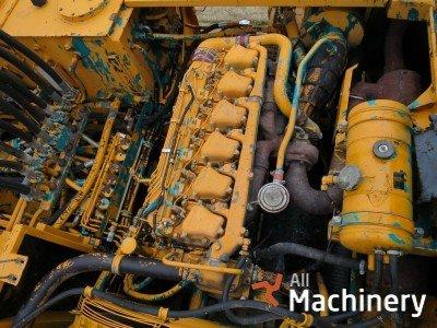 LIEBHERR D906T engine for R942  ekskavatorių varikliai ir jų dalys
