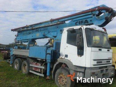 IVECO /Cifa Invetta 36 betono siurbliai