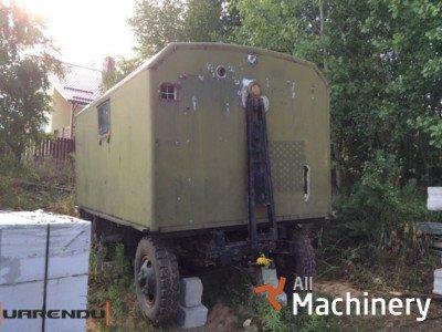 OTHER Other statybiniai vagonėliai