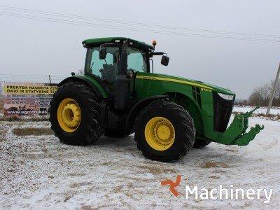 JOHN DEERE 8360R ratiniai traktoriai