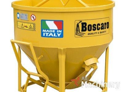 BOSCARO C Model kiti betono įrenginiai