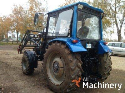 OTHER MTZ 892 traktoriai krautuvai