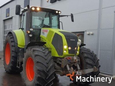CLAAS Axion 840 Cmatic ratiniai traktoriai